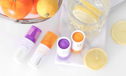 CLINIQUE FRESH PRESSED VITAMÍN A & VITAMÍN C || RECENZE