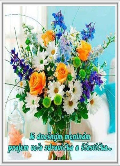 Meninové kvety