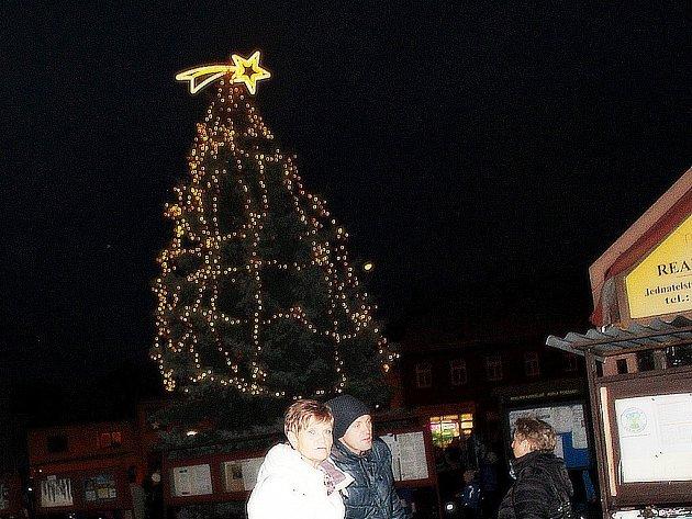 Syndrom uklizení vánočního stromu