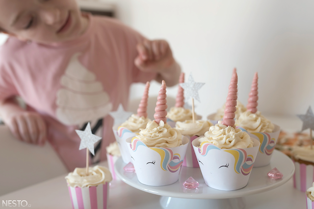 Jednorožčí narozeniny