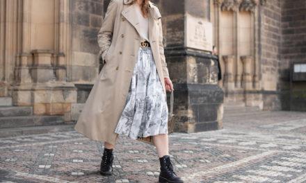 DIY Dior look skirt