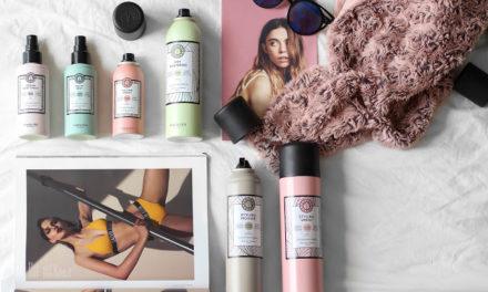 Maria Nila Faves! Color Refresh Lavender & Styling    Moje zkušenosti