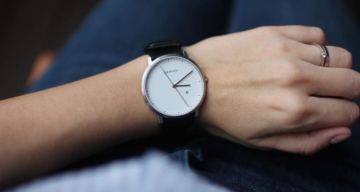 Moje nové hodinky Bering