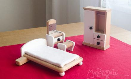 Domeček a spol po sedmé: úprava starého nábytečku