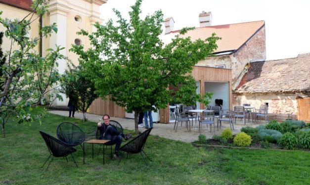Zahrada café Valtice