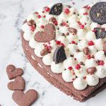 Sušenkový dort