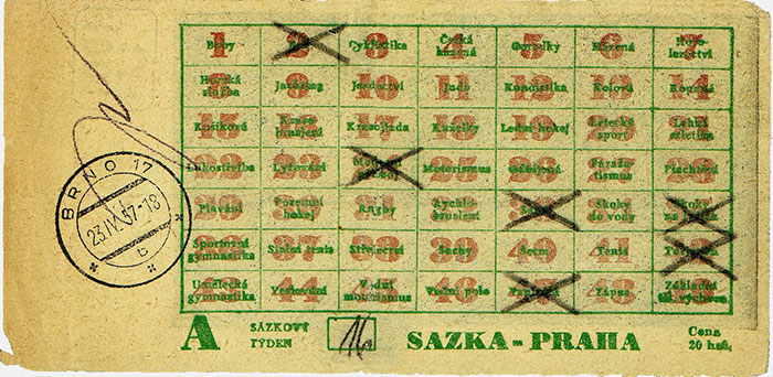 Bohatá historie naší nejstarší loterijní společnosti
