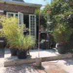 Zahradní sprcha pokračování