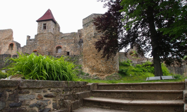 Zřícenina hradu Klenová