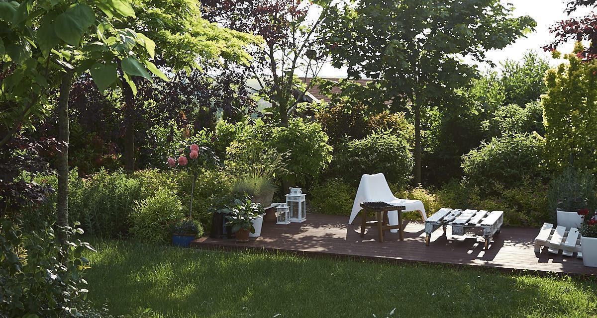 Zabydluji zahradu