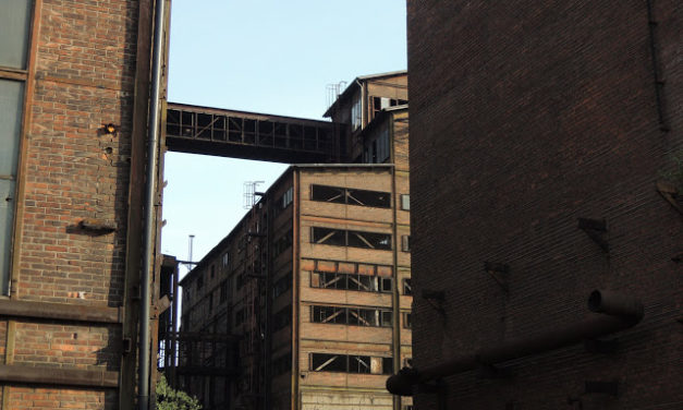 … po třech letech, industriál …