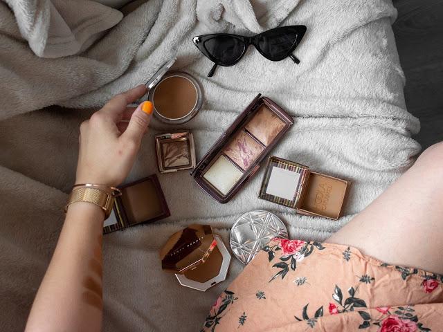 #bronzed NOVÉ BRONZERY! Který je ten nejlepší? || Fenty, Dior, Benefit, Hourglass