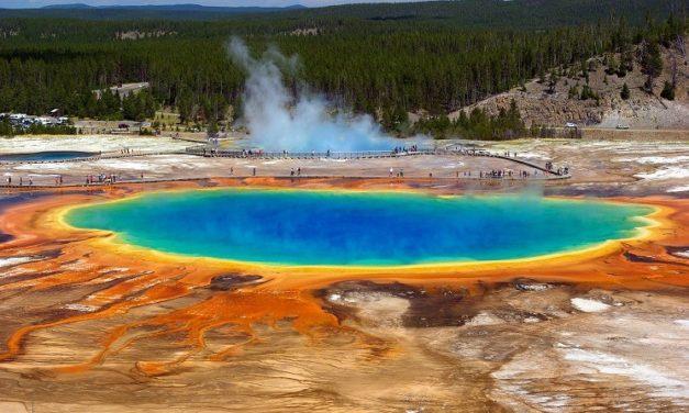 Národní park Yellowstone: Kompletní průvodce – rady, tipy i nejkrásnější místa