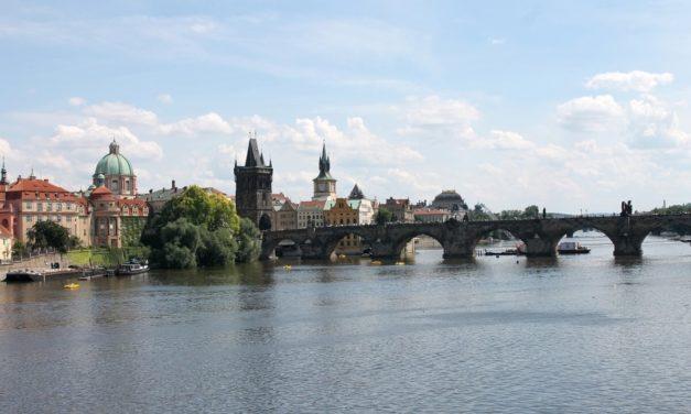 Dva dny v Praze