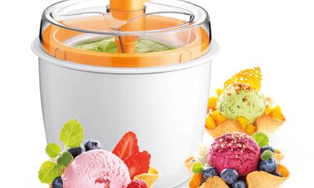 Naše jídelna + soutěž o zmrzlinovač pro vás!