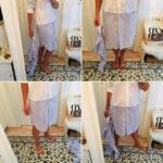 DIY: Košilové šaty