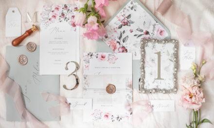 Wedding stories: svatební grafika