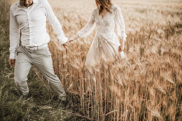 Wedding stories: moje svatební šaty