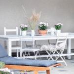 DIY záhradný stôl {návod}