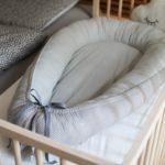 DIY: Jak jsem šila hnízdo pro miminko