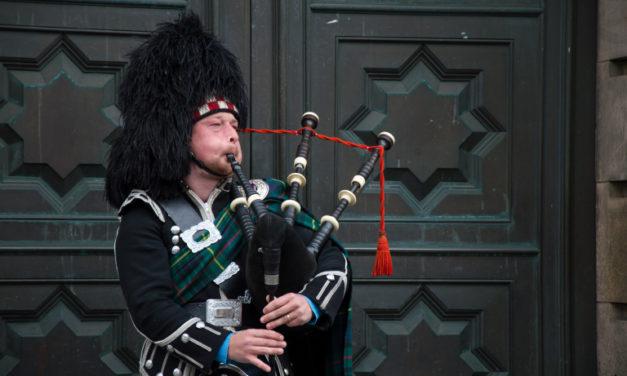 Skotsko – rady a tipy