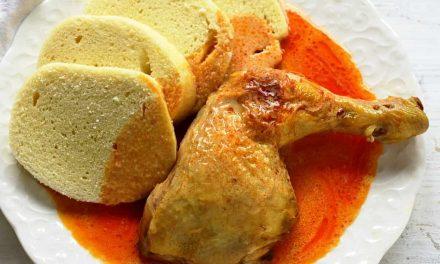 Kuře na paprice jednoduchý recept